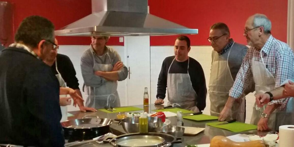 Talleres de Cocina y Team Buildings